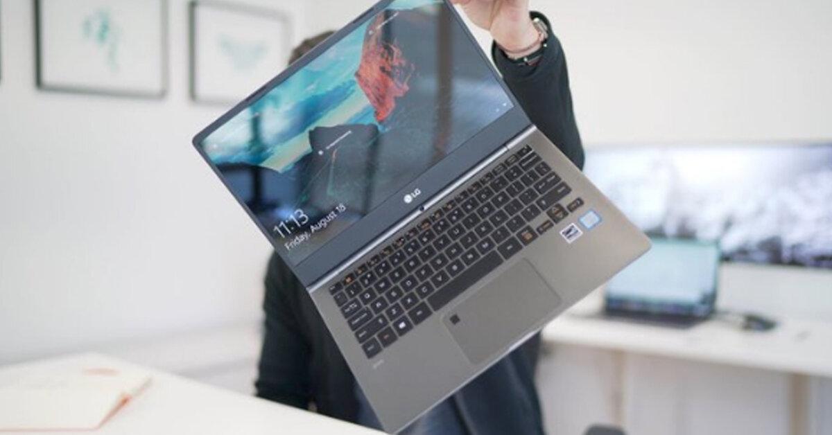Top 5 laptop Chất – Đẹp – Rẻ cho những người lười sạc pin