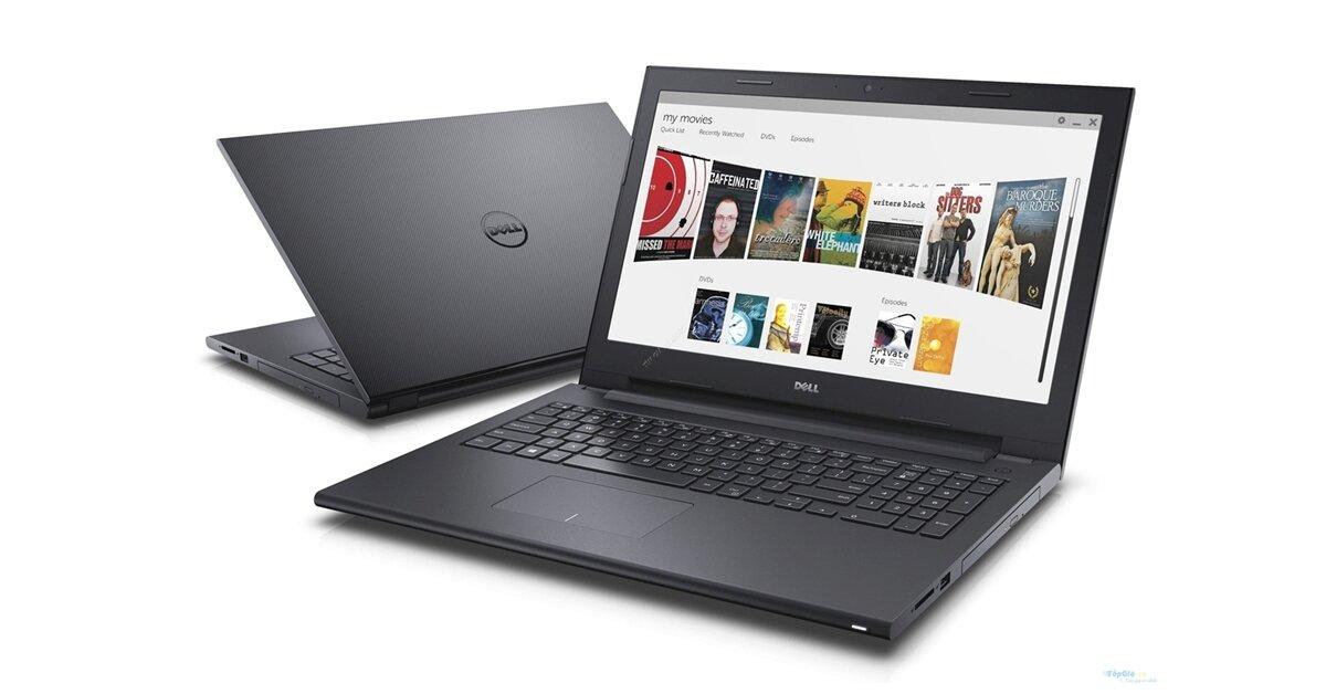 TOP 5 laptop Dell Core i3 chất lượng nhất hiện nay