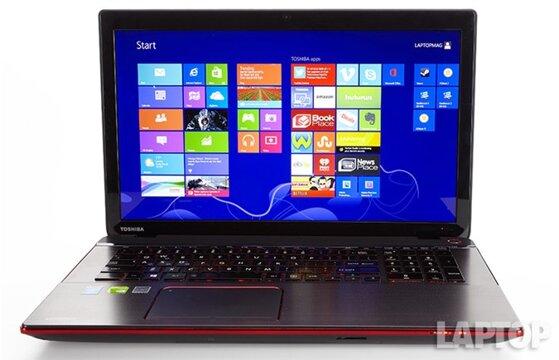 Top 5 laptop tốt nhất của Toshiba