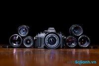 Top 5 loại ống kính tốt nhất dành cho máy ảnh DSLR Canon