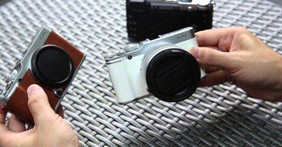TOp 5 máy ảnh mirrorless Fujifilm tốt nhất, đáng mua nhất năm 2020