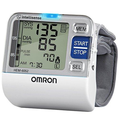 Top 5 máy đo huyết áp cổ tay Omron tốt nhất thị trường năm 2016