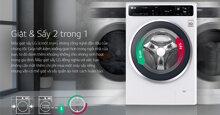 TOP 5 máy giặt LG được lòng người dùng năm 2019