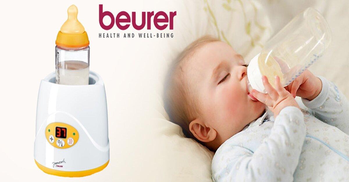 Top 5 máy hâm sữa cho bé tốt nhất trên thị trường 2019