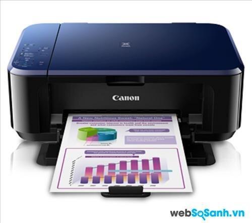 Top 5 máy in phun và máy in laser màu đa năng có scan giá rẻ