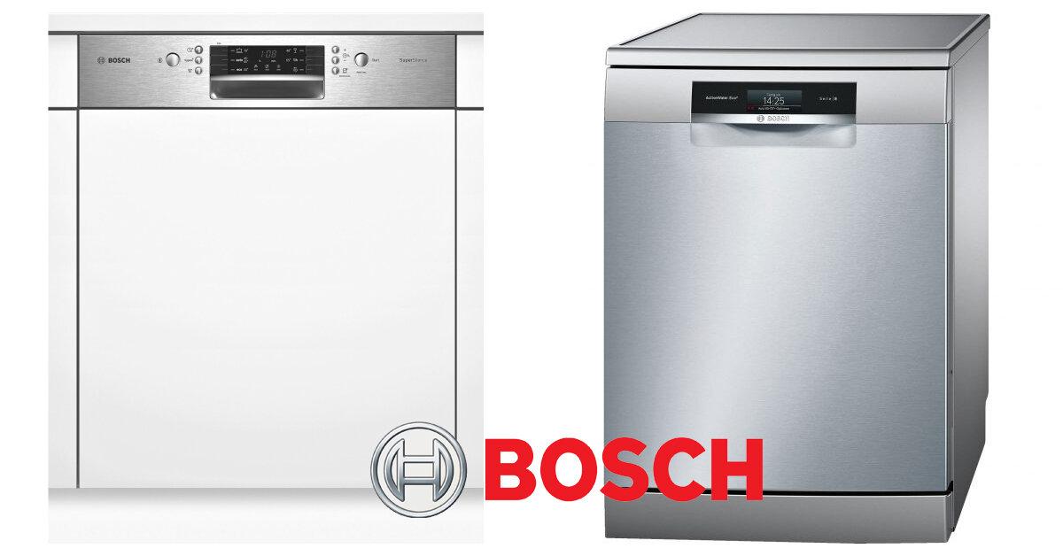 TOP 5 máy rửa bát thương hiệu Bosch được người tiêu dùng Việt Nam ưa chuộng nhất