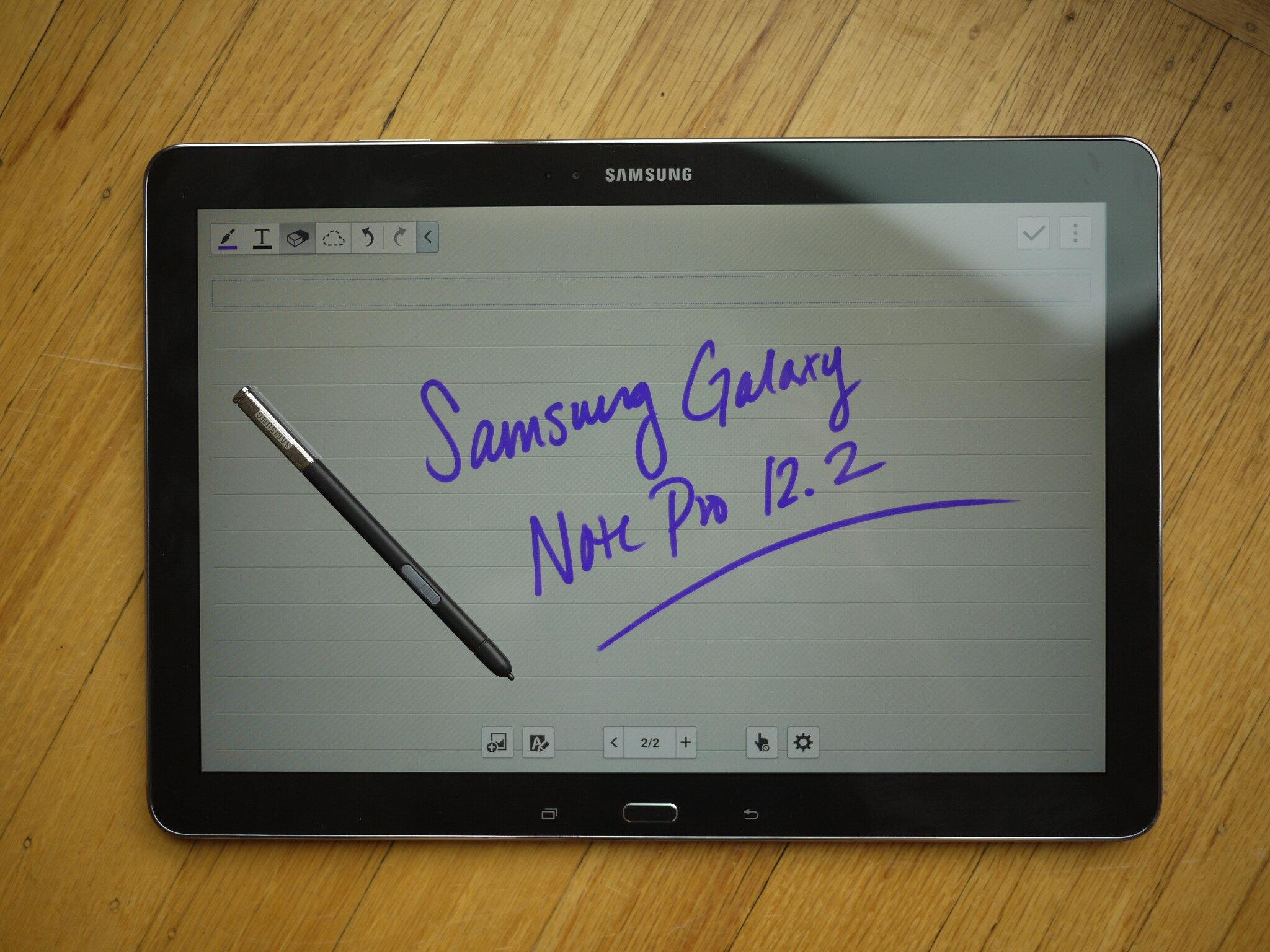 Top 5 máy tính bảng Android có màn hình lớn hơn 10 inch