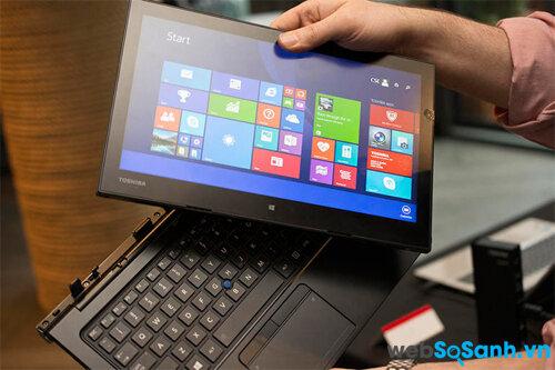 Top 5 máy tính bảng được trang bị bàn phím rời tiện dụng nhất hiện nay