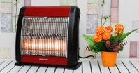 Top 5 quạt sưởi halogen Sunhouse được nhiều người mua dùng nhất