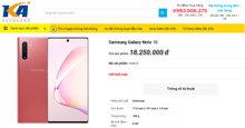 Top 5 sản phẩm bán chạy nhất tại điện máy Khang Anh