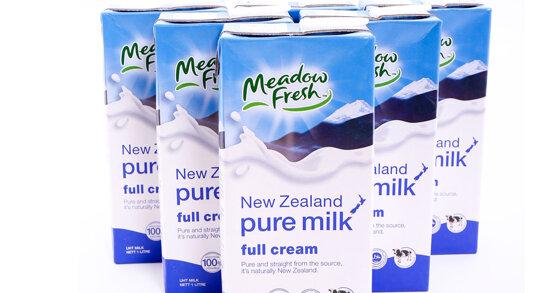 Top 5 sữa tươi nhập khẩu từ Newzealand giàu dinh dưỡng giá từ 30k