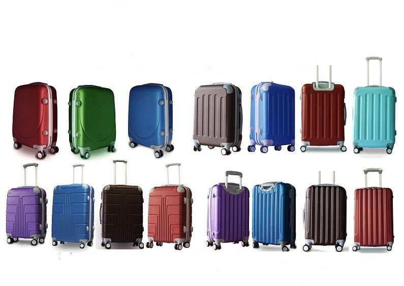 Top 5 thương hiệu vali kéo nhựa giá rẻ, chất lượng tốt, màu sắc trẻ trung