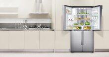 Top 5 tủ lạnh 4 cánh dưới 20 triệu chọn Hitachi, LG, Sharp hay Aqua