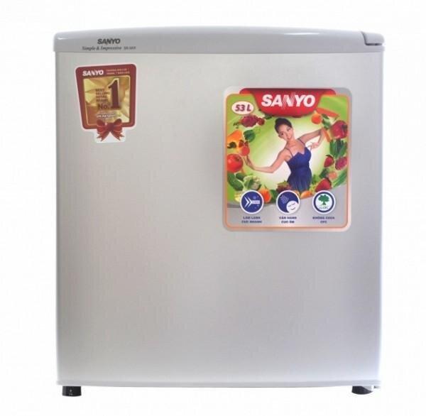 Top 5 tủ lạnh Sanyo giá rẻ tốt nhất