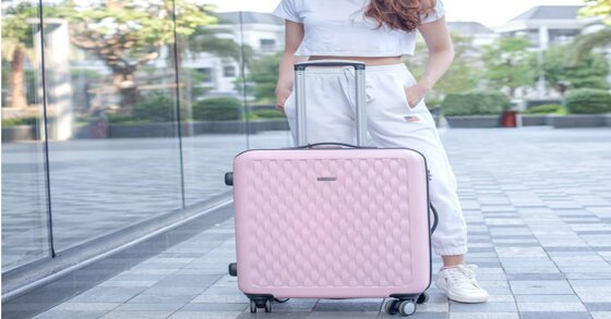 Top 5 Vali kéo du lịch tốt nhất 2020 chọn Vali trip Xiaomi hay Trip hay...?