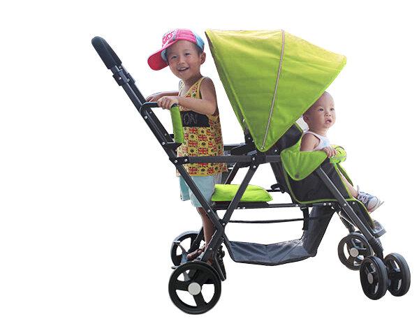 Top 5 xe đẩy trẻ em đôi giá rẻ cho bé