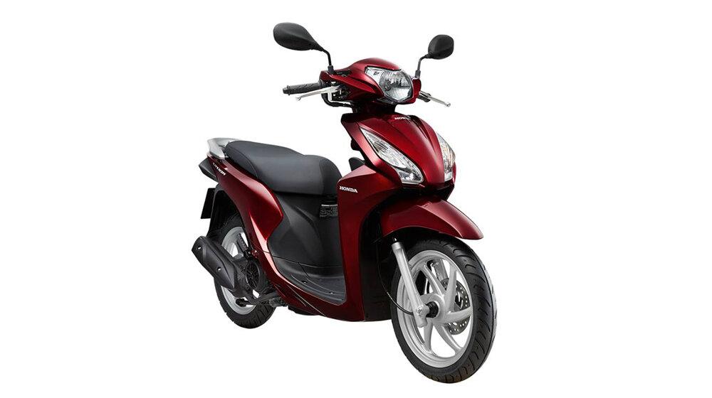 Top 5 xe máy tay ga giá rẻ tiết kiệm xăng tốt nhất cho nữ sinh viên