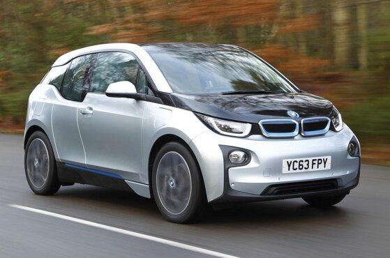 Top 5 xe ô tô điện