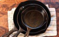 Top 6 chảo gang bếp từ tốt bền đẹp nhất hiện nay giá chỉ từ 100k