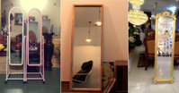 Top 6 loại gương đứng soi toàn thân đang được ưa chuộng nhất trên thị trường hiện nay