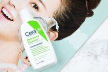 Top 6 sữa rửa mặt dành cho da thường và da khô