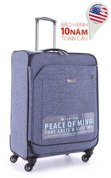 Top 6 thương hiệu vali kéo vải cao cấp tốt nhất