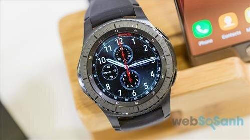 Top 7 đồng hồ thông minh tốt nhất năm 2017