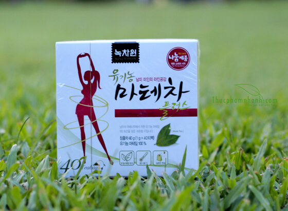 Top 7 loại trà giảm cân Hàn Quốc đẹp dáng an toàn hiệu quả giá từ 500k