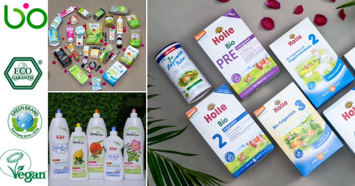 """Top 7 sản phẩm hữu cơ không GMO tốt nhất thường xuyên """"cháy hàng"""" tại Biohome.vn"""