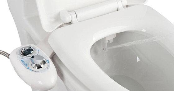 Top 7 vòi rửa vệ sinh thông minh tốt nhất 2020