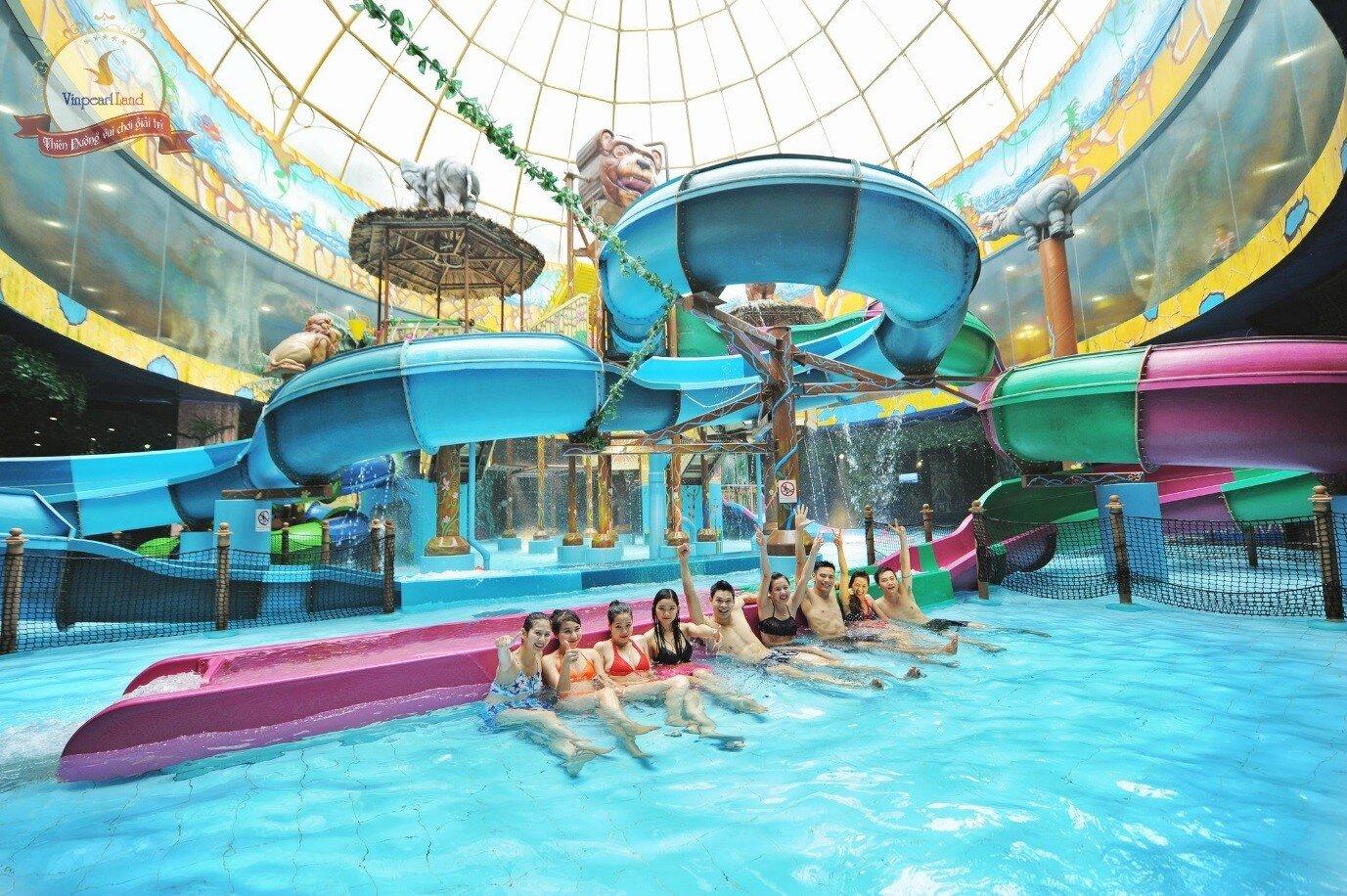 Top 9 bể bơi nên đến trong hè 2016 tại Hà Nội