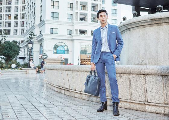 Top 9 mẫu vest nam lịch lãm, gọn dáng thời trang thoải mái