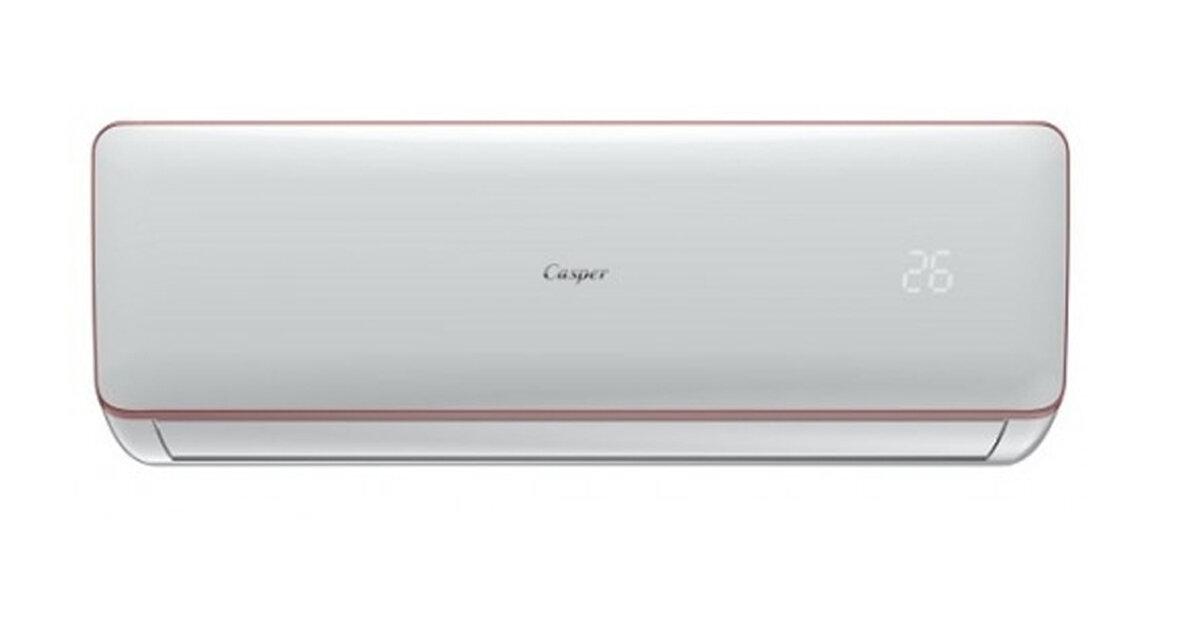 TOP điều hòa Casper 1 chiều giá rẻ từ dưới 5 triệu đồng, tiết kiệm điện cho năm 2019
