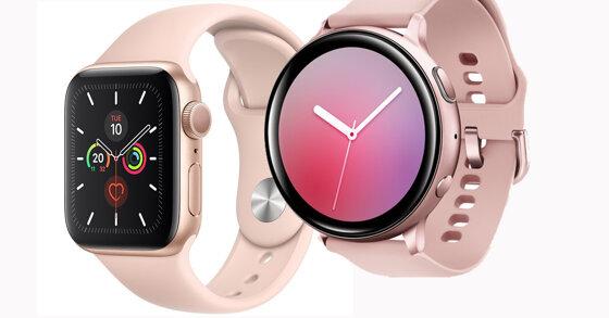 Top đồng hồ thông minh nữ màu hồng đẹp