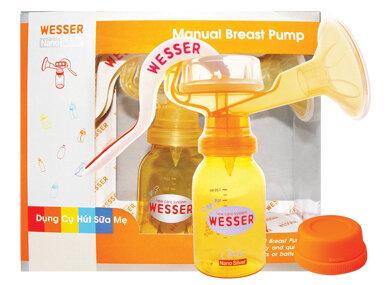 Top dụng cụ hút sữa bằng tay được lòng các bà mẹ