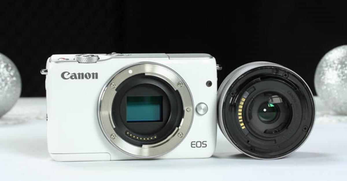 Top máy ảnh Canon dưới 10 triệu tốt nhất 2018