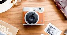 TOP máy ảnh chụp lấy liền của hãng Fujifilm có giá bán hấp dẫn, không mua thì uổng