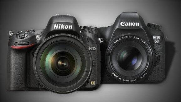 Top máy ảnh DSLR Full-Frame đáng mua nhất hiện nay