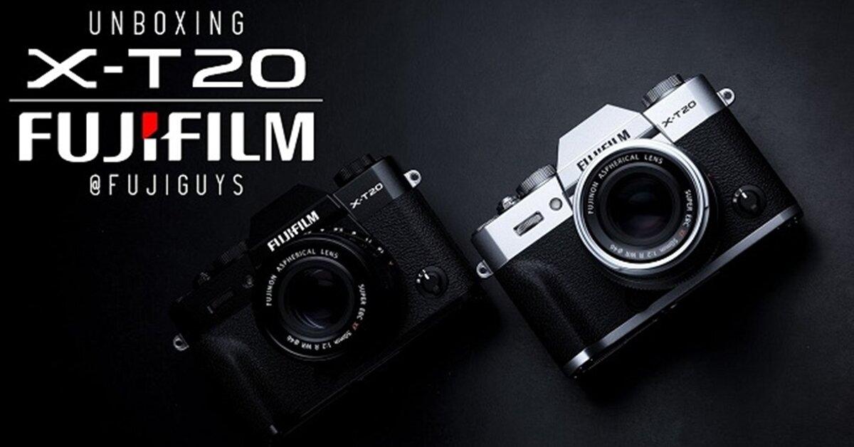TOP máy ảnh Fujifilm 'dậy sóng' thị trường nhiếp ảnh năm 2018