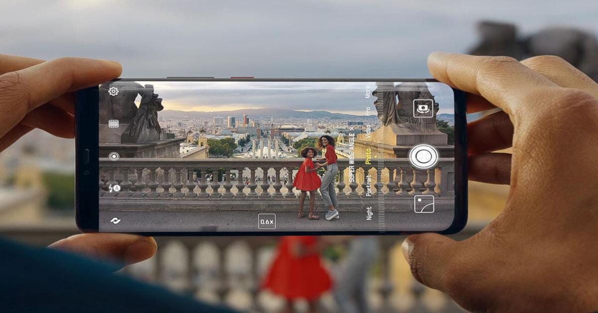 TOP smartphone chụp ảnh đẹp nhất để mua dịp đầu năm 2019