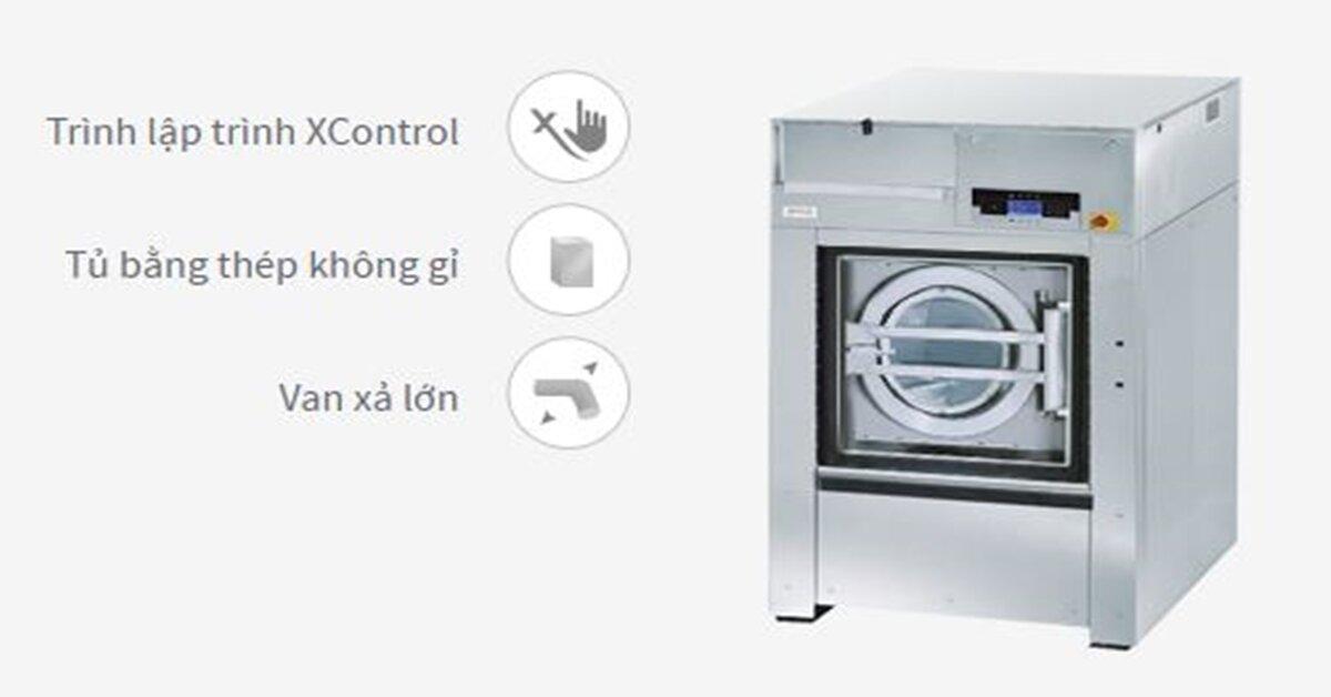Top thương hiệu máy giặt công nghiệp tốt nhất