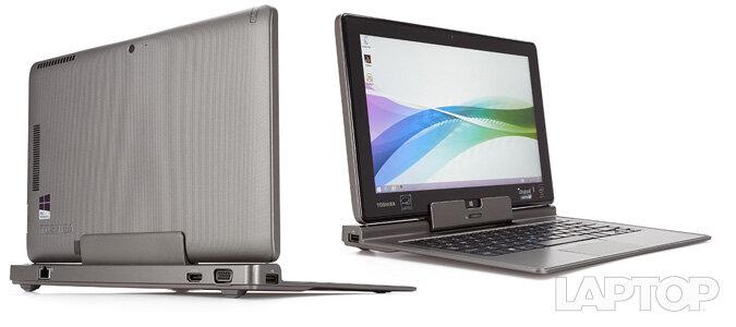 Toshiba Portege Z10t: mạnh mẽ, linh hoạt
