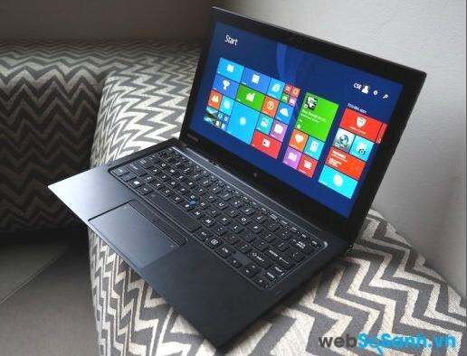 Toshiba Portege Z20t pin khủng cạnh tranh với Surface Pro 3