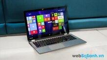 Toshiba Satellite Radius P55 (2015): laptop 4K đầy sức mạnh và tính linh hoạt