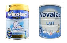Tốt cho tiêu hóa – Chọn Novalac số 1 hay Frisolac Gold 1
