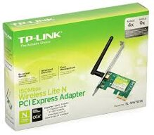 TP-Link 150 Mbps Wireless N PCI Express Adapter TL-WN781ND