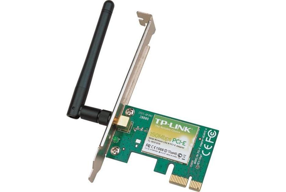 TP-Link 150Mbps Wireless N PCI Express Adapter TL-WN781ND – Lý tưởng trong tầm giá