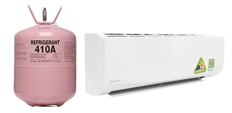 Một số loại gas các bạn cần đặc biệt chú ý khi thay để đảm bảo an toàn, ví dụ như gas R410