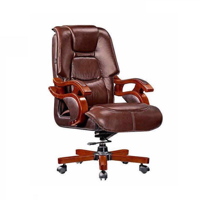 Thiết kế của ghế giám đốc nhập khẩu cực kỳ sang trọng và đẳng cấp