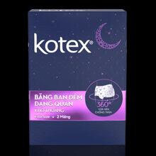 Trải nghiệm băng vệ sinh dạng quần vô cùng độc đáo cùng Kotex